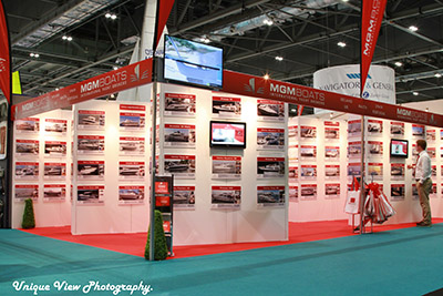 International Boat Show Stands